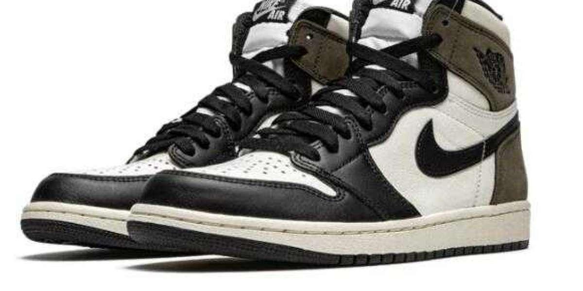 Never Miss One Pair Air Jordan 1 High dark mocha in January