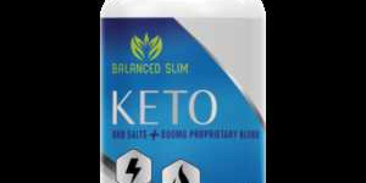 Balanced Slim Keto Release Fat Stores!