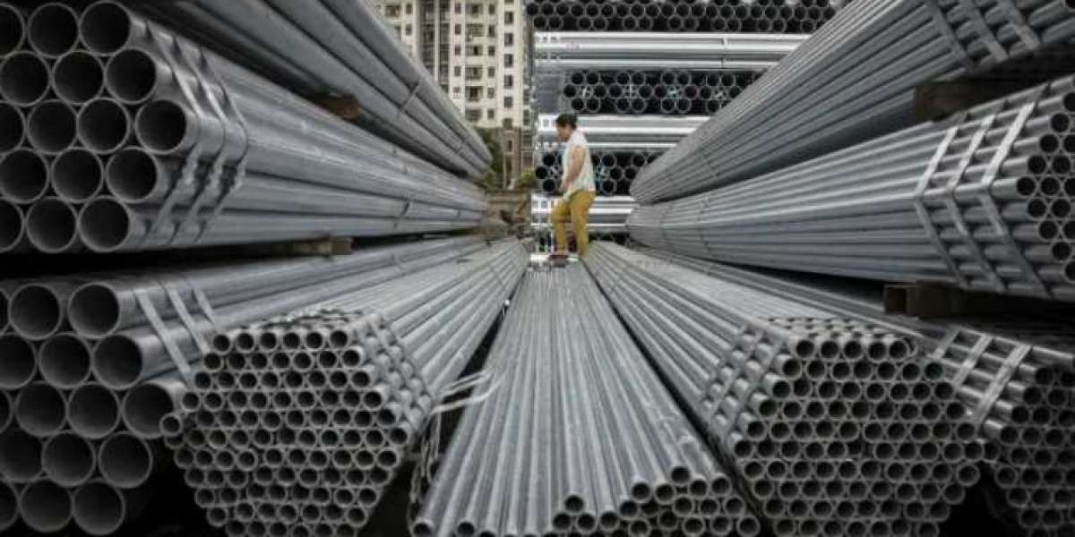 Steels Are Available in A Variety of Types