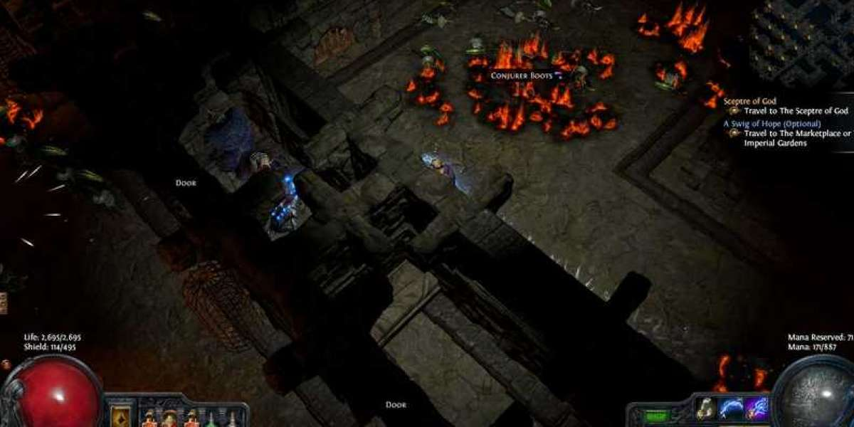 Path of Exile: the prophetic version arrives
