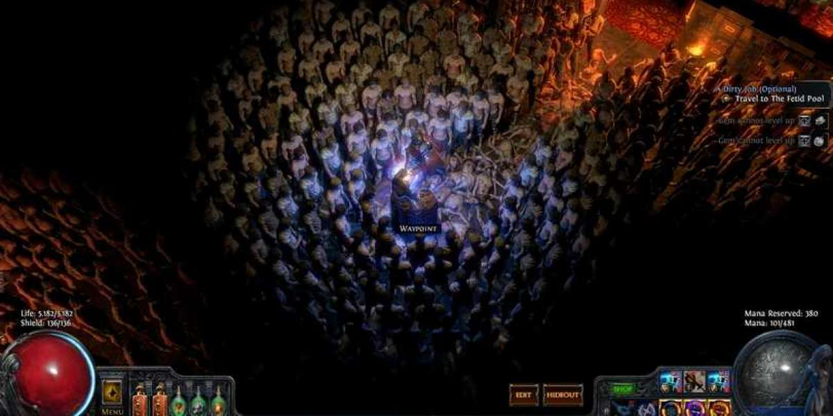 Path of Exile offers purchase cursor